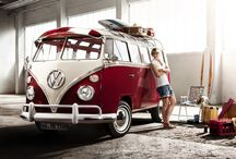 VW VANS / by ChocoKitty