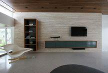 Interior Design / Contemporary interiors