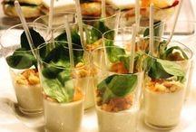 mousse salate e dolci