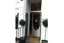 Inside the boutique... / 18 North West Circus Place, Stockbridge - Edinburgh