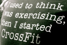Crossfit! / by Angela Suitter