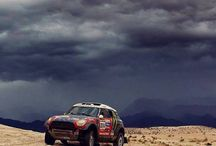 The storm is welcome to try and keep up. #LetsMotor - photo from miniusa