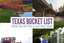 Must See Locations in Texas