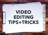 GoPro Video Editing / GoPro video editing, GoPro video tips, GoPro video ideas, GoPro video editing tips