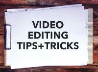 GoPro Video Editing / GoPro video editing, GoPro video tips, GoPro video ideas, GoPro video editing tips