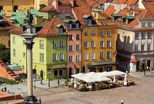 ❦ Poland ~ Warsaw / Warszawa