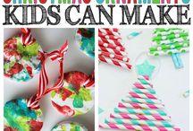Christmas crafts / Fun