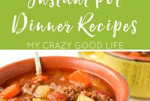 Instant Pot Recipies