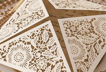 What's New at RoseyMae Wedding Paper Design / See the latest in beautiful wedding stationary by RoseyMae Wedding Paper Design.