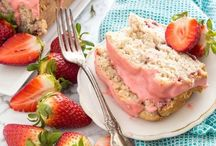 Food: Vegan Dessert and Treats / dessert | healthy | vegan | plant-based | treats