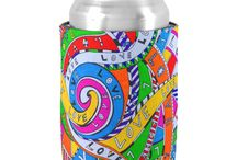 Can Coolers / designs for can coolers
