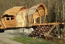 unique dwellings