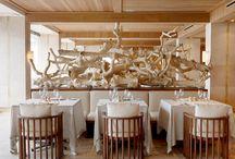 Restaurants/lodge dining