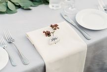 Tablescapes / by Flowers by Milk & Honey