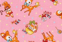 Japanese Fabric / Fabric from Kokka, Echino, Cosmo and more. Import from Japan. http://www.modes4u.com/en/cute/c143_Fabric.html