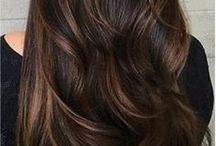 cabelo mãe