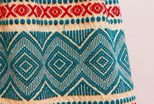 Идеи вышивки для полотенец