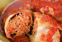 Casseroles & Crockpots / Low Carb easy meals make me smile! / by Karen Johansen