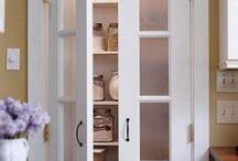 Двери кладовой