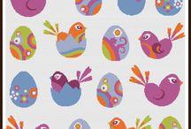 Cross Stitch  Pattern /  #embroidery  #crossstitch  #cross-stitch  #Xstitch  #ponto de cruz  #point de croix Beautiful Cross Stitch  Pattern