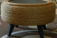Sillas / Restauración de sillas y mesas