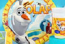 Frozen Olaf / Stort udvalg af Olaf fra Frozen festartikler