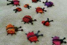 Buillion lady beetles