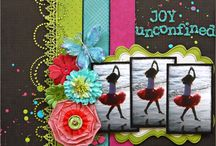 Scrapbooking ideas / by Emily Dennis
