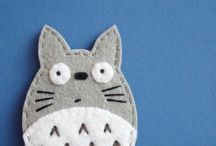 felt projects / by Kathleen Fischer