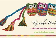 TEJIDO / TODO LO RERLACIONADO A TEJIDO / by Elvira Amezcua