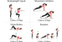 Sport // Workouts für Zuhause