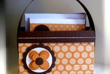 Boxes, Bags, Tags & more... / by Shirley Olguin Dominguez
