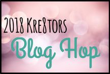 Kre8tors Blog Hop / This board is for the members of the Kre8tors Blog Hop group to pin their monthly hop projects.