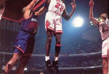 Michael Jordan / Basketball Legend