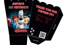 Party :: Mr Peabody & Sherman :: / by Alison