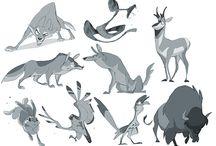 RECURSOS DE DIBUJOS ANIMALES
