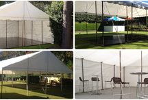 Peg & Pole Marquees FOR HIRE