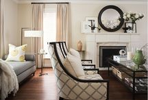 House Inspiration - Living and Dining Room / by Tamara Ryder