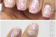 NAIL ART / by Nancy Monyhan
