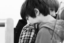 ♥ChanHun♥ / I really like this ship.... :):) They're cute♥