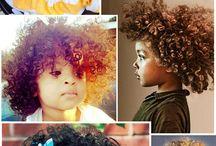 Corte de cabelos infantis