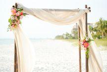 Lisa's Boho Beach Wedding