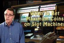 Slot Machines & Gambling / How to Gamble, Win, Videos, Craps, Black Jack, Slots, Cards, Texas Hold Em, Progressives, Jackpots, Casino, Vegas, Casinos
