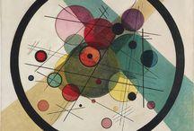 Wassily Kandinsky , Salvador Dali