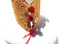 sea-urchin.gr---- facebook -seaurchin jewellery / Handmade Jewellery