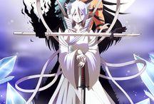 IchigoxRukia (Bleach)