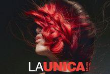 De Lorenzo Novacolorist of the Year La Unica Salon 2016 / De Lorenzo Novacolorist of the Year Susana Montero, Manging Director of La Unica Salo. See the epic award winning La Unica Salon team hair collection 2016.