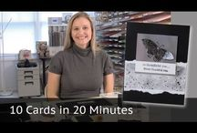 Card video's