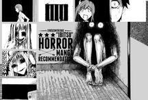 Horror Manga/Anime
