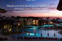 Awards  / Thanks for choosing us, we are very proud to receive these awards. / by JWMarriottGuanacaste